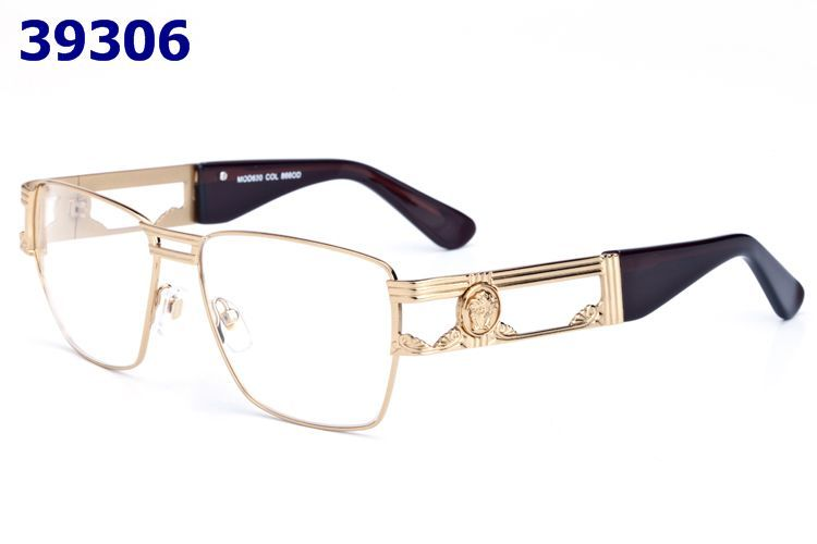 Versace Sunglasses 630 coffee gold frame | Versace Sunglasses ...