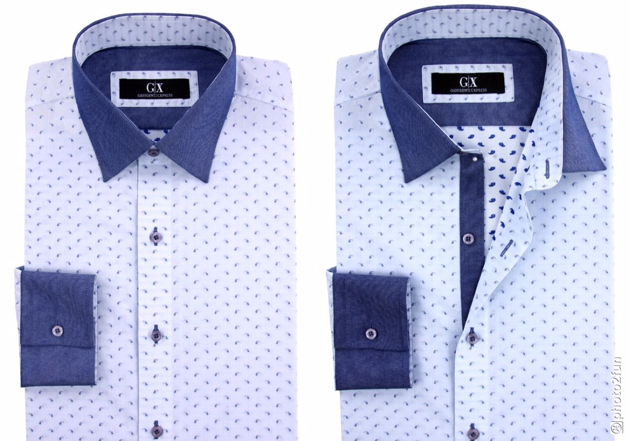 Custom Made Casual And Dress Shirts Mens Custom Shirts Custom