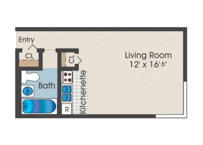 Studio Floor Plans 300 Sq Ft Google Search Studio Floor Plans Hotel Floor Plan Studio Apartment Floor Plans