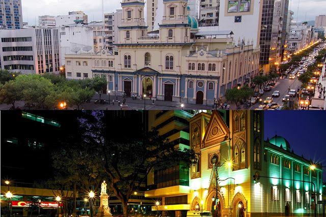 21 Iglesias turísticas de la ciudad de Guayaquil