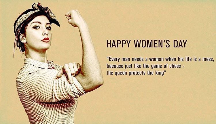 10 Powerful Quotes For International Women\'s Day | | FHM.com ...