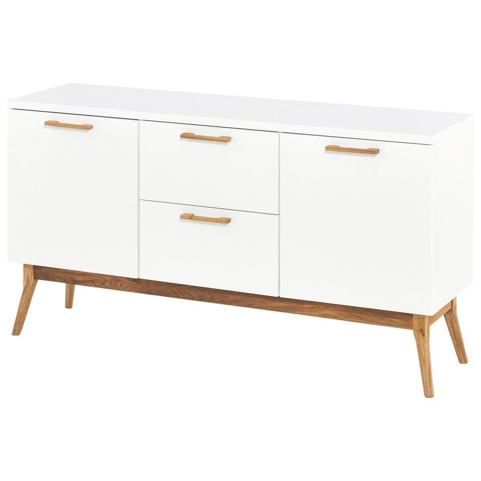 Anrichte Retro 2 Turen 2 Schubladen In 2020 Furniture Home