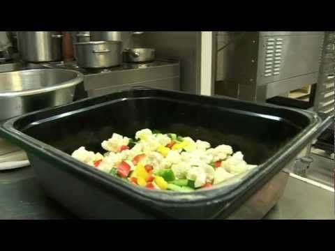 SAVEURS HOW TO MAKE HOME MADE PICCALILLI WITH JULIEN PICAMIL FROM DARTMOUTH UK - YouTube