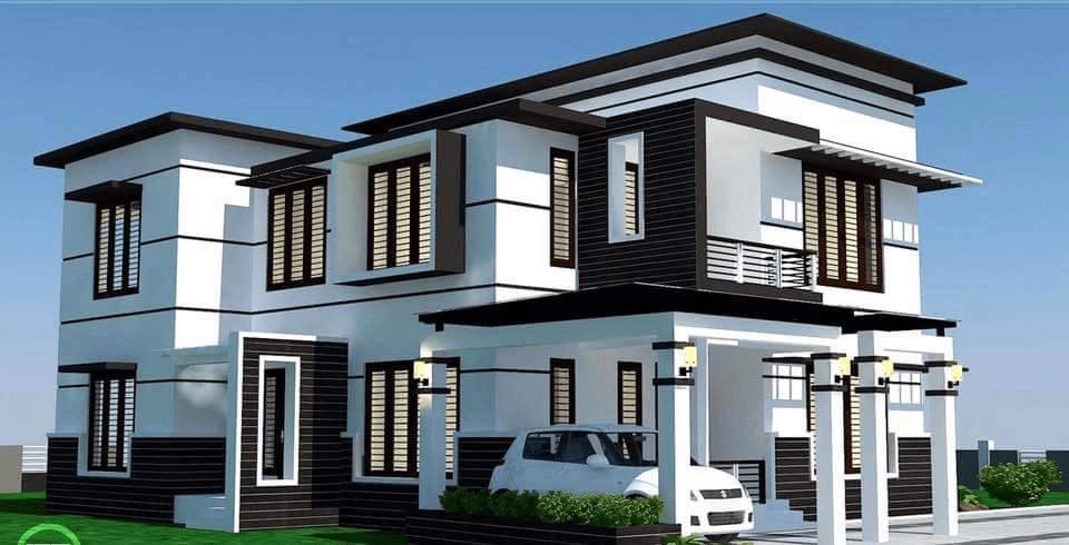 Pin by Vijay Rajan on house plan   Modern house design