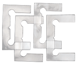 Crl Gen4gkclr Clear Gasket Replacement Kit For Geneva Hinges Home Hardware Replace Shower Door Replace Shower