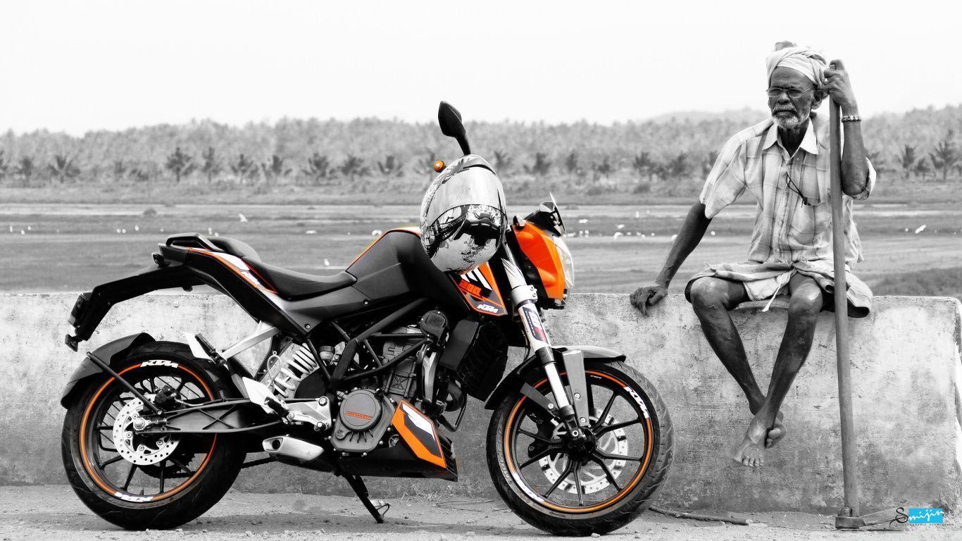Dream Bike Ktm Bike Ktm Duke 200