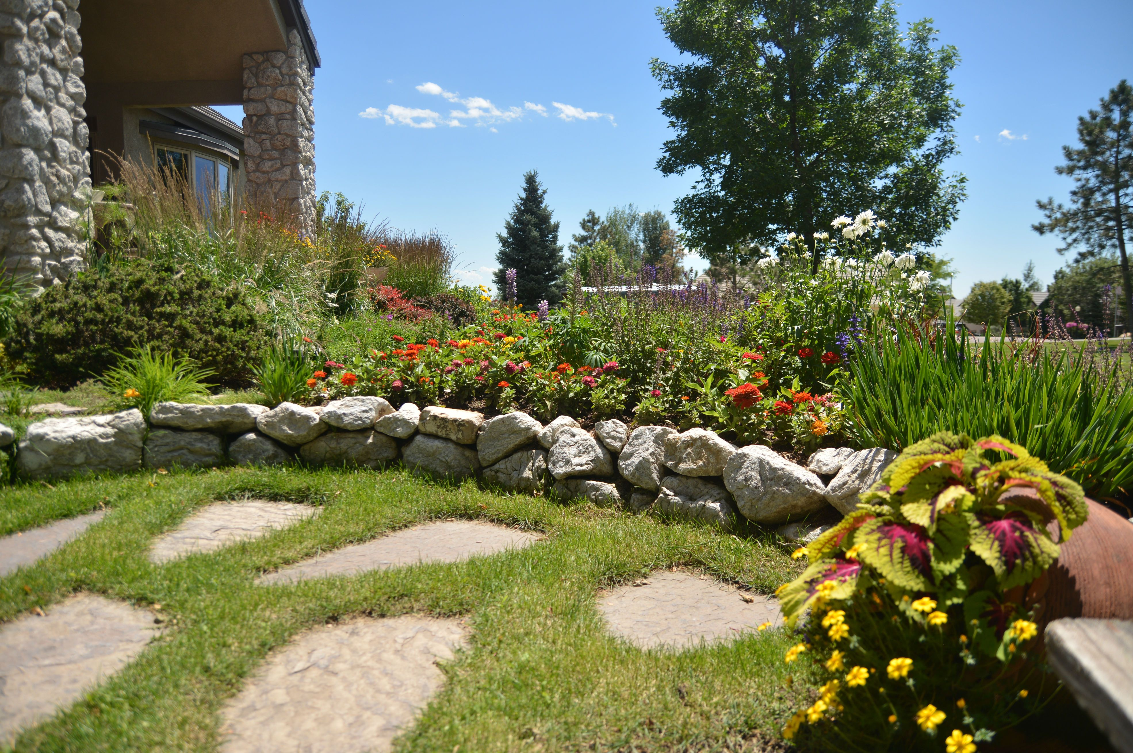 Residential Lawn Care Maintenance In Colorado Springs