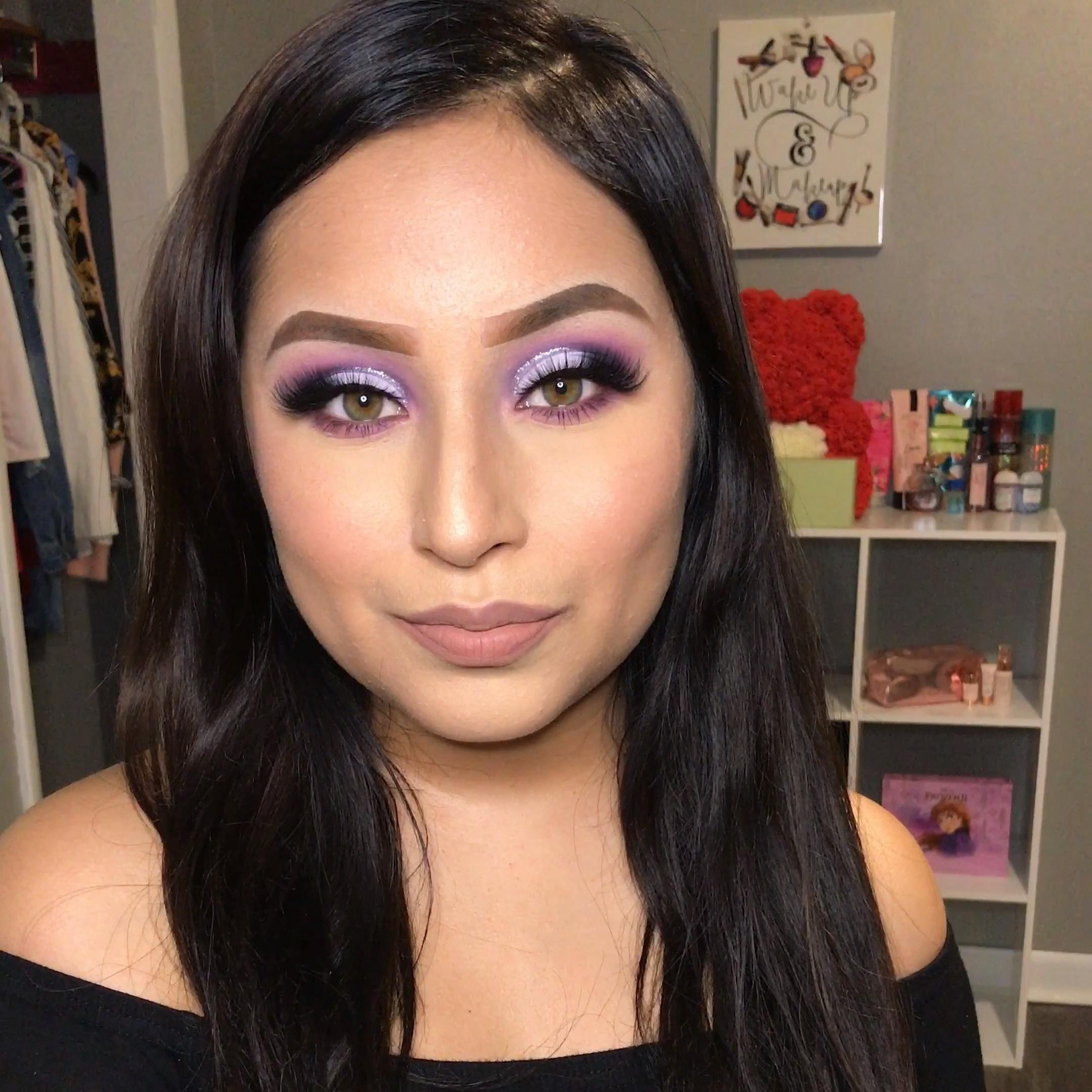 Pin on colorful eye makeup