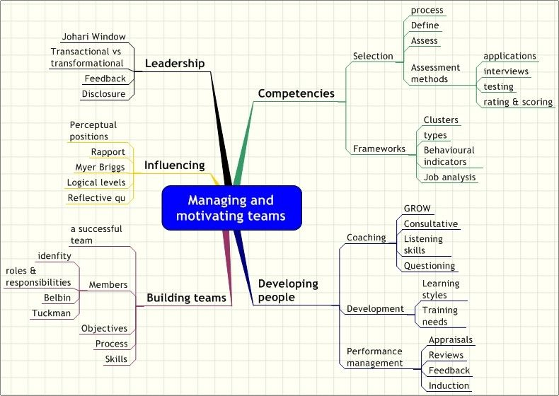 Managing And Motivating Project Teams Coaching Techniques Team