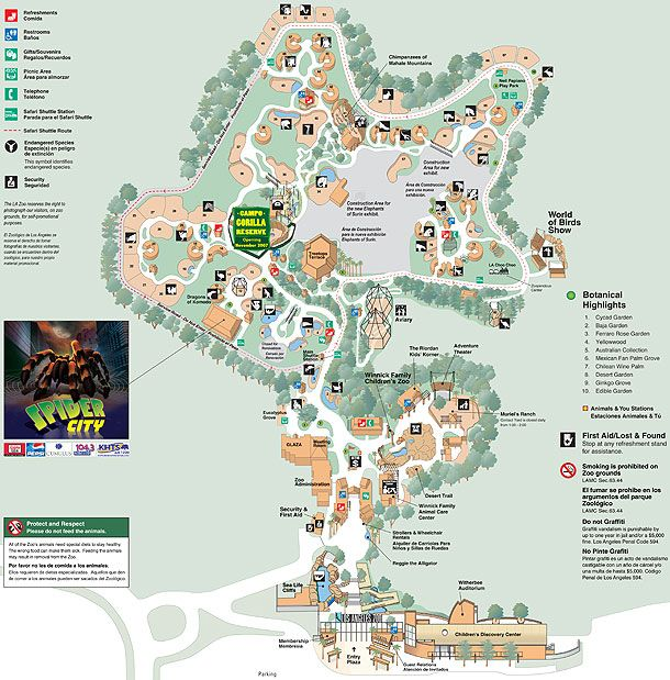 Image result for la zoo map Zoos and Animal Stuff Pinterest