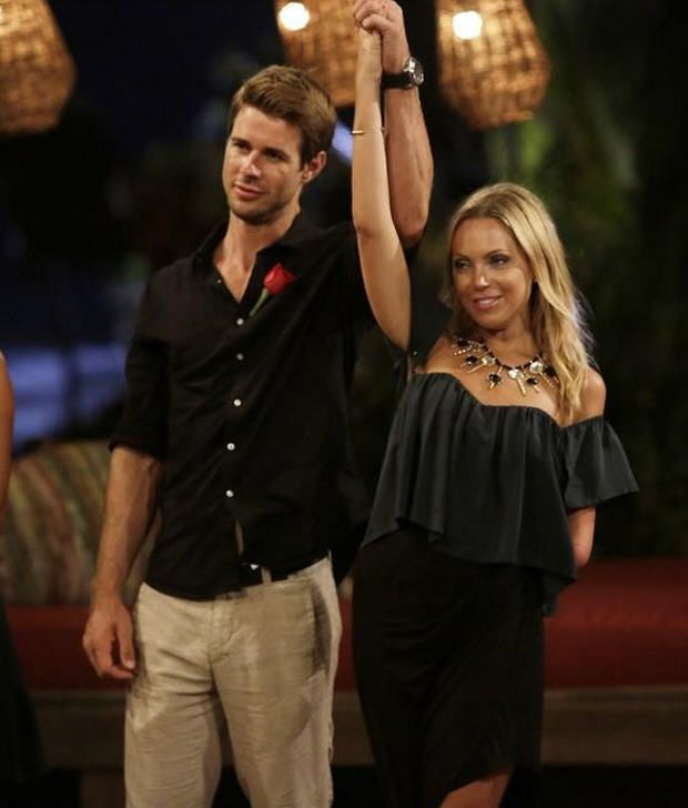 Chris And Sarah From Bachelor Pad Still Hookup