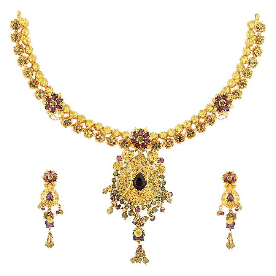 40 Grams Gold Necklace - See more stunning jewelry at ...