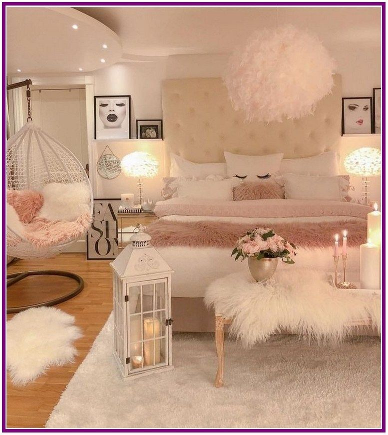 27 pretty pink bedroom ideas for your lovely daughter 00003