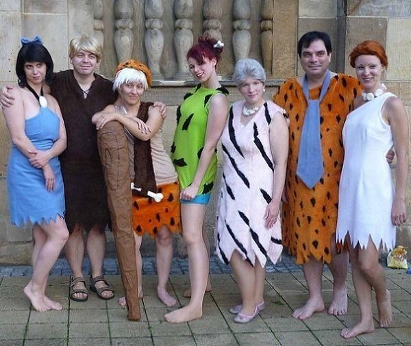 halloween disfraces caseros para grupos caseros