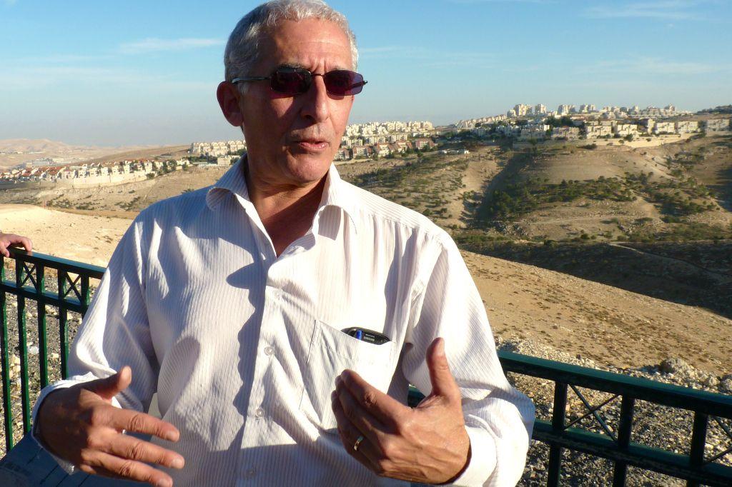 Partners for Progressive Israel Blog: Jerusalem: United in name only