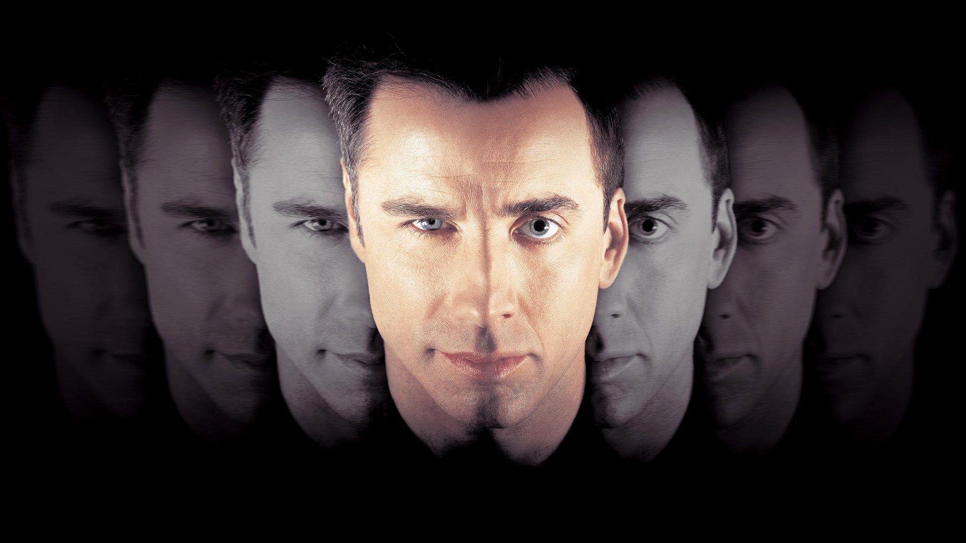 Wallpaper Desktop Faceoff Face Off John Travolta Nicolas Cage