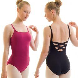 43e92d6c4 Women s Capezio ballet leotard with adjustable shoulder straps ...