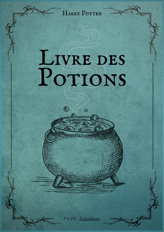 Livre De Potion Harry Potter : livre, potion, harry, potter, Livre, Potions, Harry, Potter, Invitation,, Livres, Sortilèges,