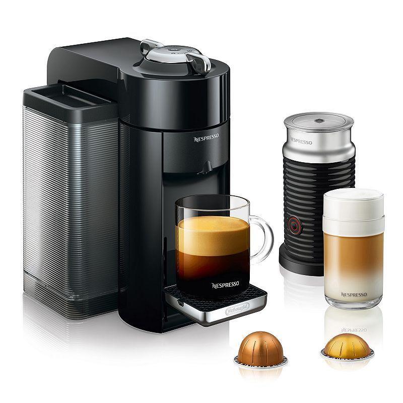 Nespresso Vertuo Coffee Espresso Machine With Aeroccino Milk