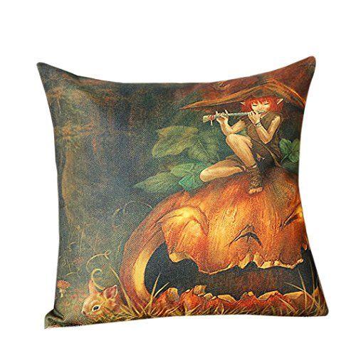 Home Decor Pillow, Gillberry Halloween Pumpkin Square Pil... https://www.amazon.com/dp/B01KXOJ7RE/ref=cm_sw_r_pi_dp_x_nCv-xb4XJF97M