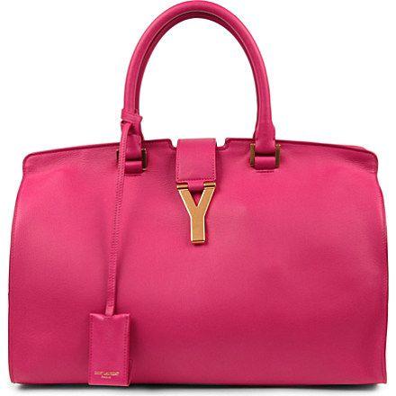 Chyc Ranch Medium Tote Saint Laurent Handbags Accessories Womenswear Selfridges