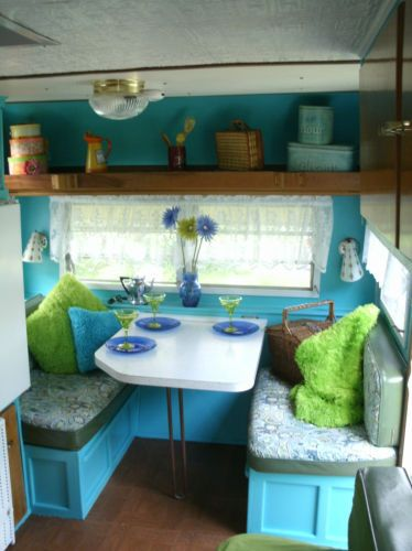 Awesome reconditioned vintage 1968 Pathfinder travel trailer