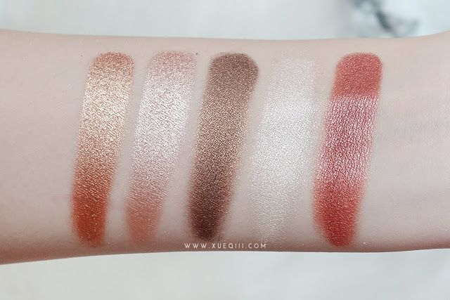 Ofra Cosmetics Signature Shadow Set - Radiant Eyes Palette, L to R ...