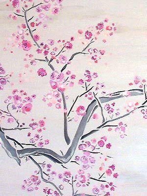 At Dc Cherry Blossom Season In Dc Cherry Blossom Art Cherry Blossom Season Tree Drawing
