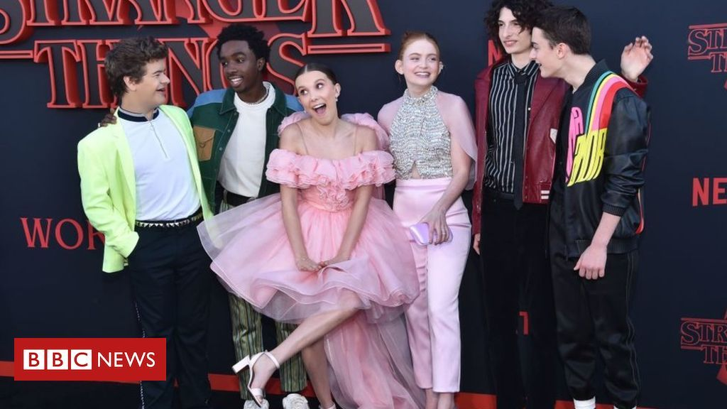 Stranger Things 3 breaks Netflix streaming record #funnythings