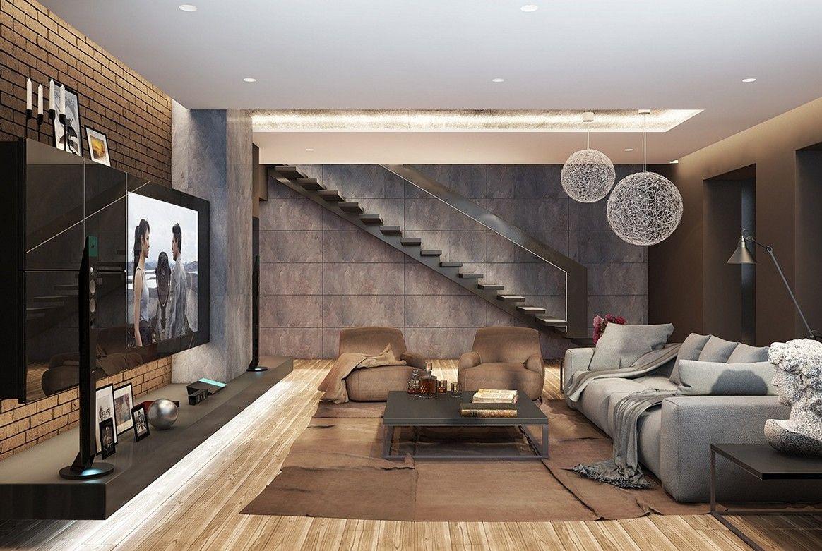 77 Modern Luxury Living Room Neutral