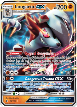 carte pokemon lougaroc gx Lougaroc GX | Carte pokemon, Cartes à collectionner et Carte