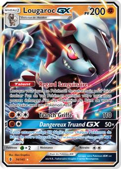 Carte Pokemon Gx A Imprimer : carte, pokemon, imprimer, Lougaroc-GX, Carte, Pokemon,, Pokémon,, Cartes, Collectionner