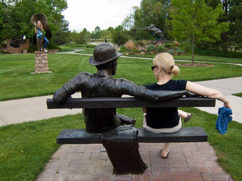 Loveland Benson Sculpture Park Sculpture, Loveland