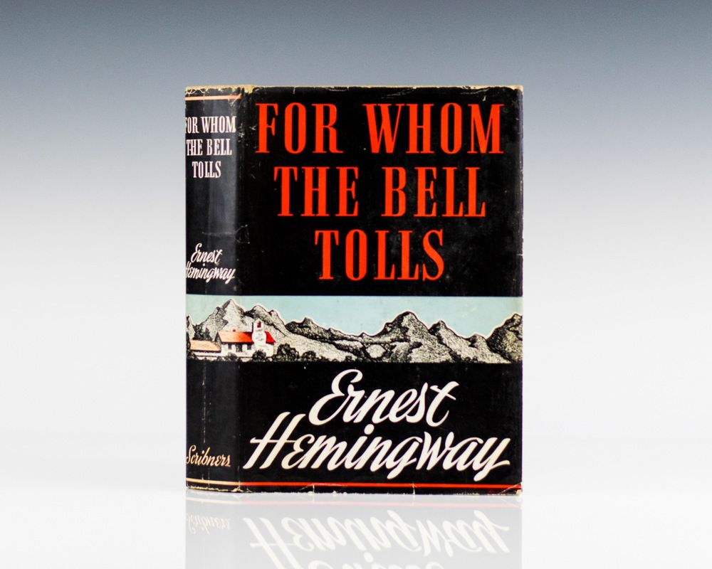 Roman Ernest Hemingway For Whom the Bell Tolls: Summary, Characters 56