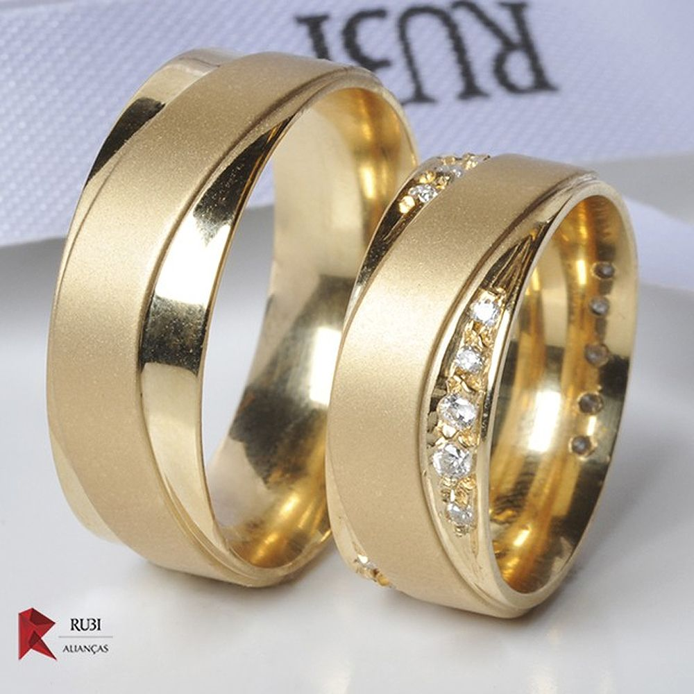 bride and groom matching wedding bands Bride Groom Wedding