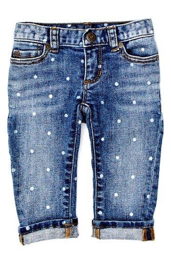 3f3171296 Peek 'Maya' Skinny Jeans (Baby Girls) | Nordstrom | My daughter's ...