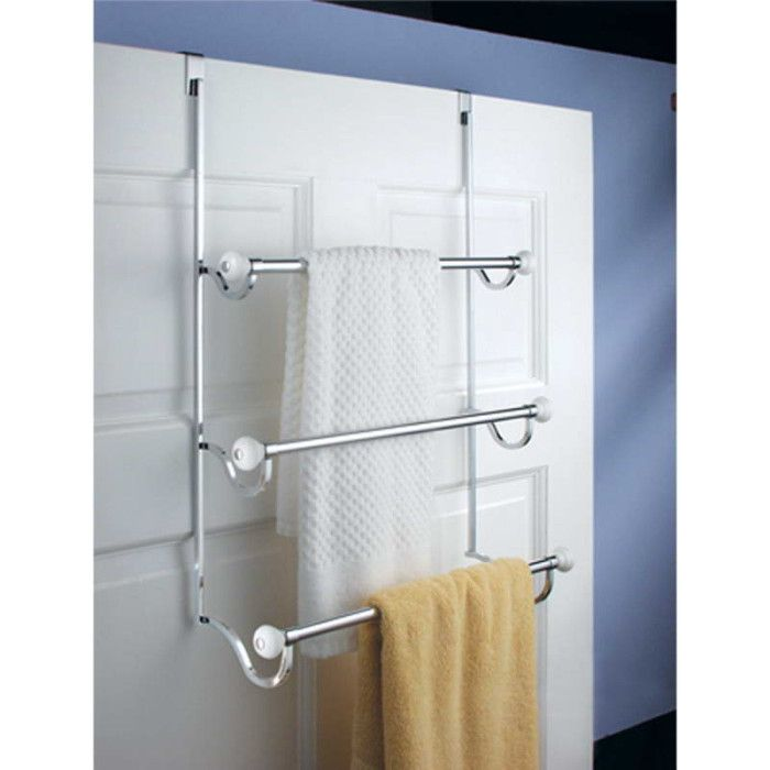 6 Awesome Wet Towel Bars In Small Batrooms Photograph Idea With