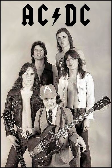 20 ACDC Australian Rock Band Poster Johnson Music Star Photo Legend On Stage