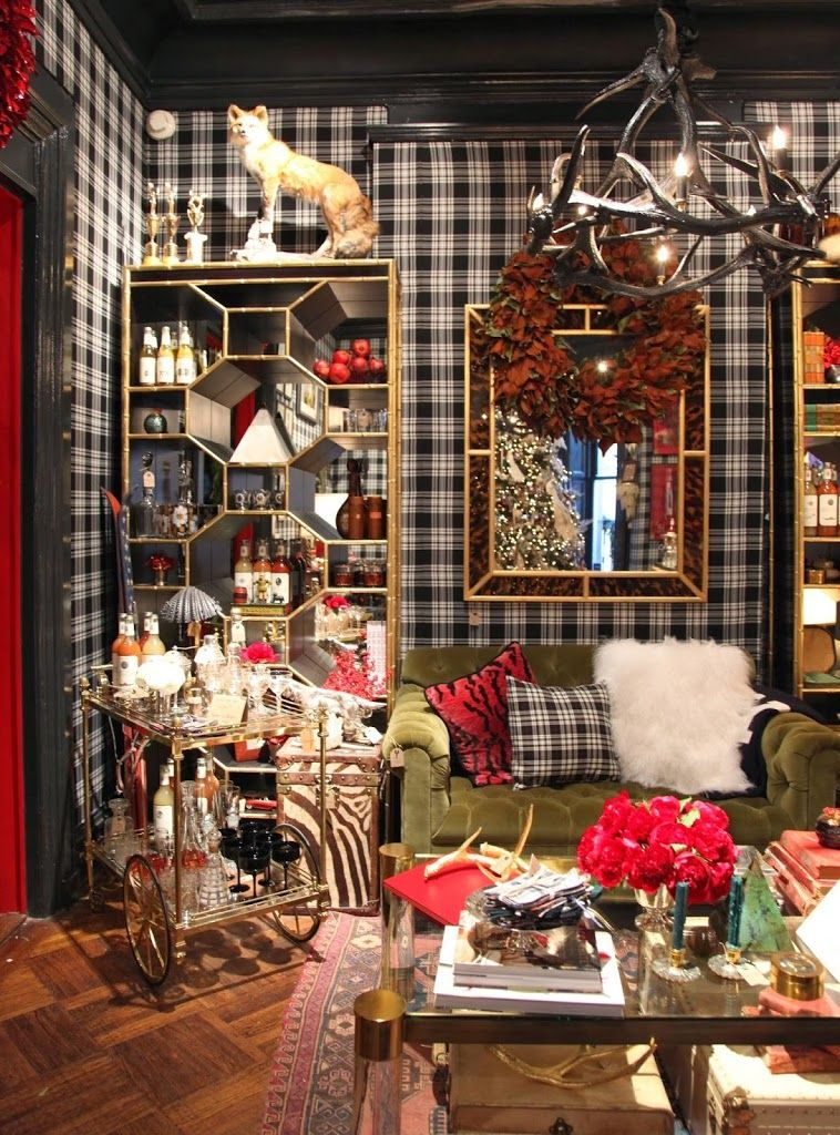 habitually chic chic in ny the holiday workshop what about rh pinterest ca