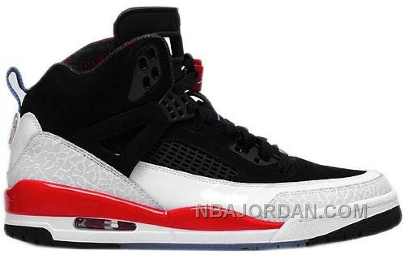 Big Discount 66 OFF 315371002 Air Jordan Spizike Infrared WS Black New Blue White Infrared A24016
