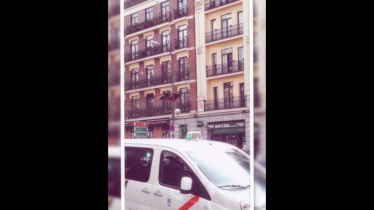 taxi 7 plazas madrid - reservas