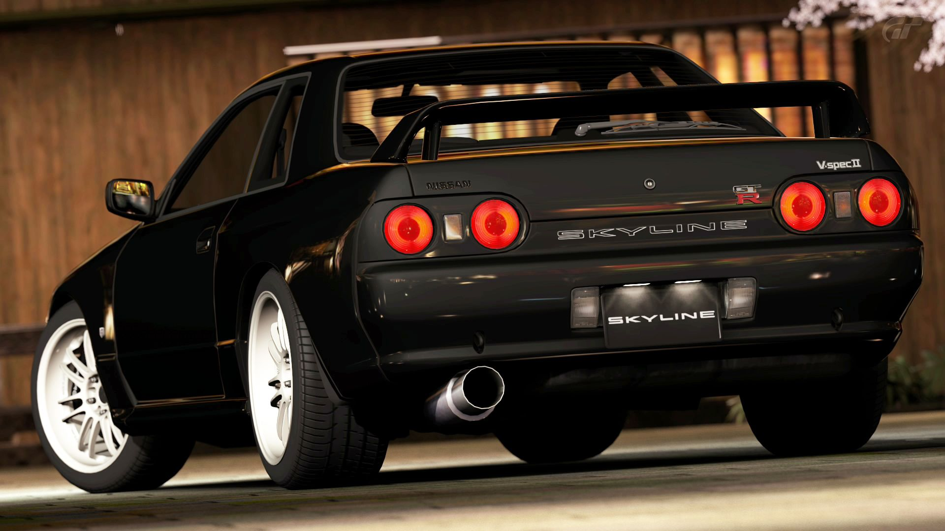 Nissan Skyline R32 Wallpaper