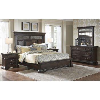 costco kingsport 5 piece queen bedroom set gardening bedroom rh pinterest ch