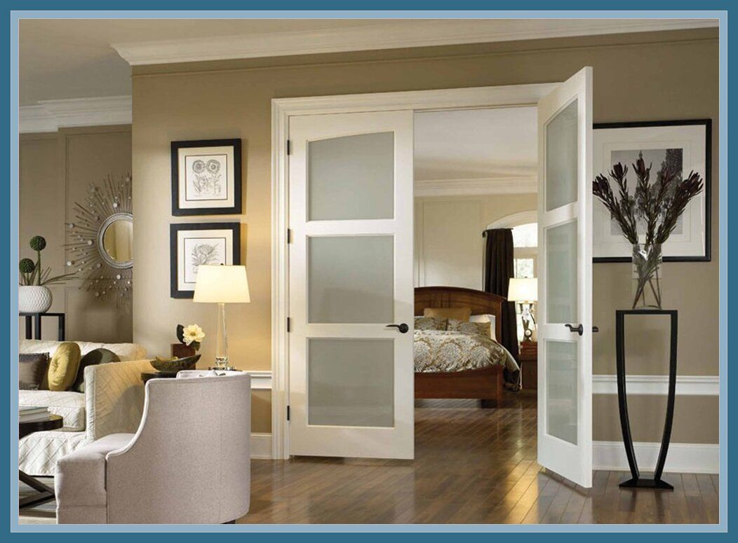 60x80 Double Door