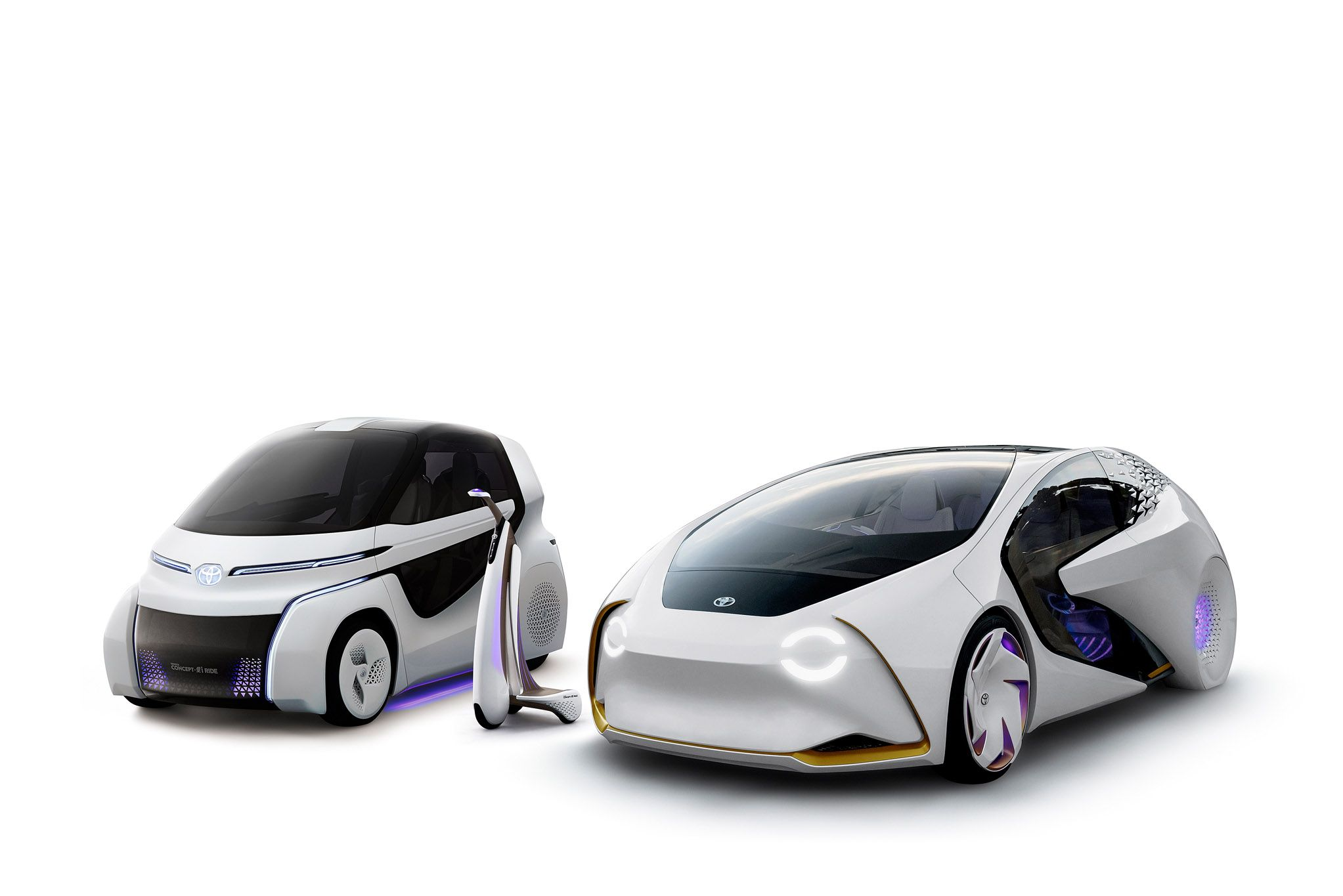 news toyota previews two concept i variants ahead of tokyo debut rh pinterest com