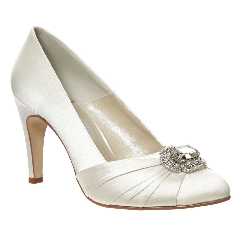 Embellished Bridal Shoe for £29.99 #fabfind elegance!! #TKMaxxBridalEvent