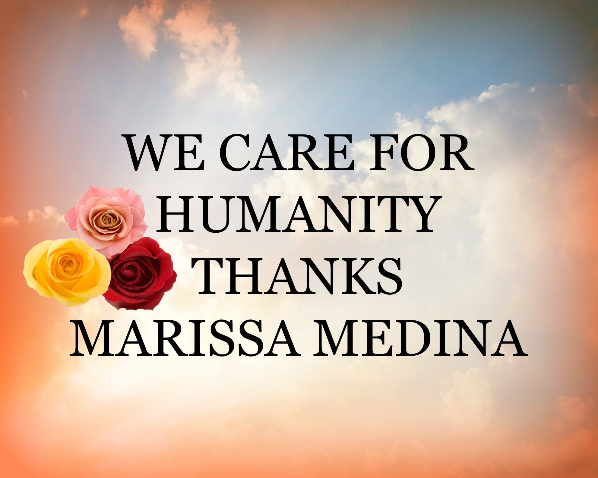 YouTube Thankful, Medina, Humanitarian