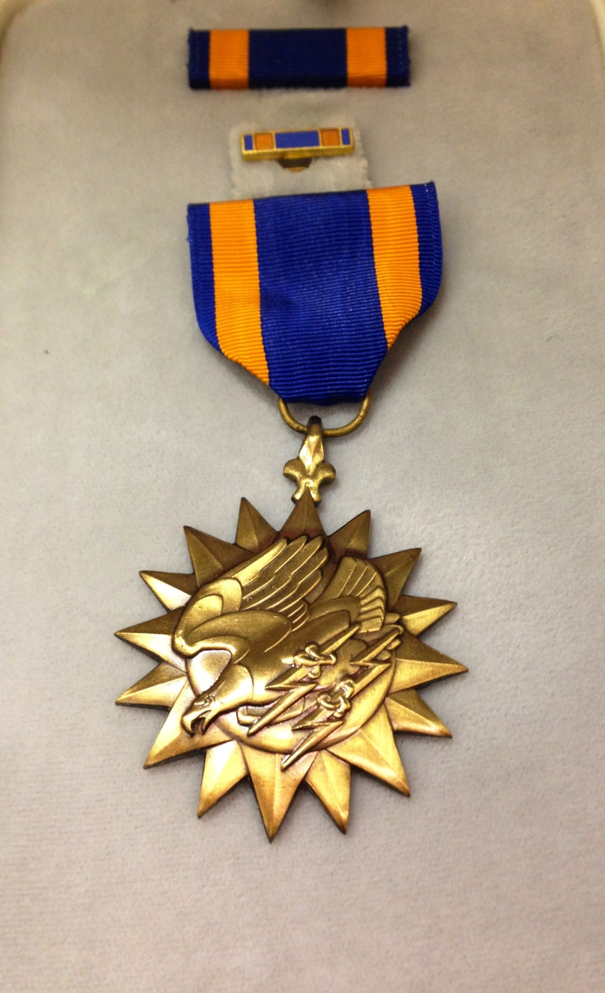 US Air Force Medal Military ribbons, Military insignia