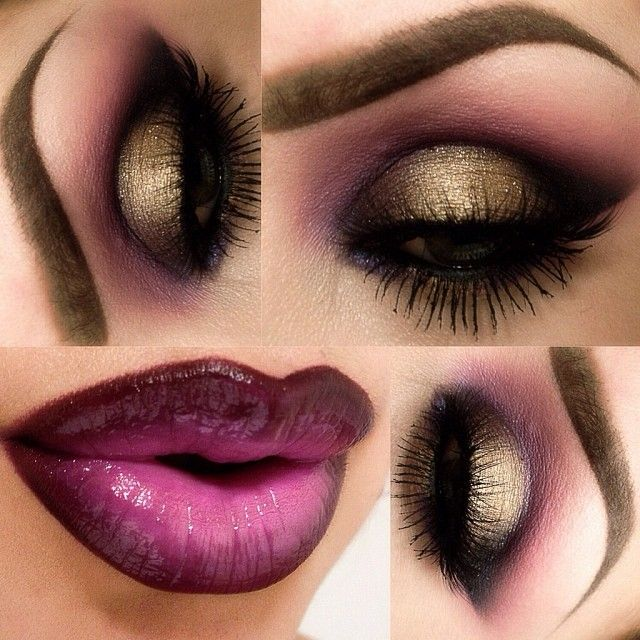 Fall make up @ beautybymegannaik | ♥ Shadow Obsessed ...