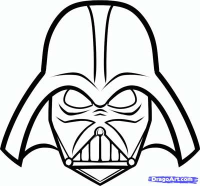 920af16e8a053a29d9e638f8c48b9780 » Coloring Pages Darth Vader
